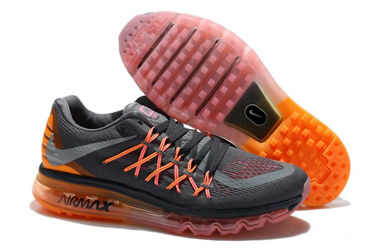 Air Max 2015 Grey Orange
