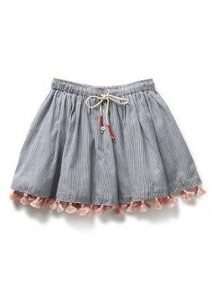 100% Cotton skirt tr