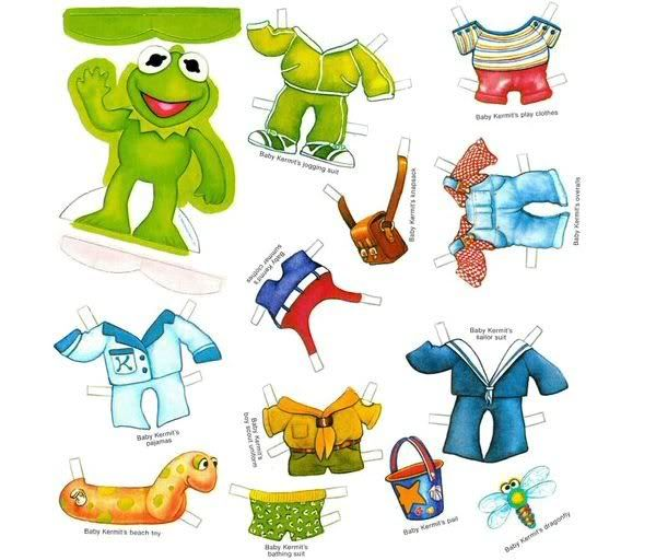 Muppets Animal Free Printable: 1000+ Images About Printables-Paperdolls-Animals On