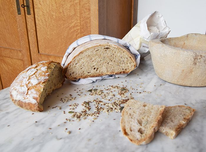 Il pane del mio babbo … ma nella pentola
