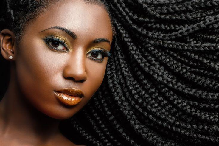Braids With Human Hair Styles: Best 25+ Box Braids Styling Ideas On Pinterest