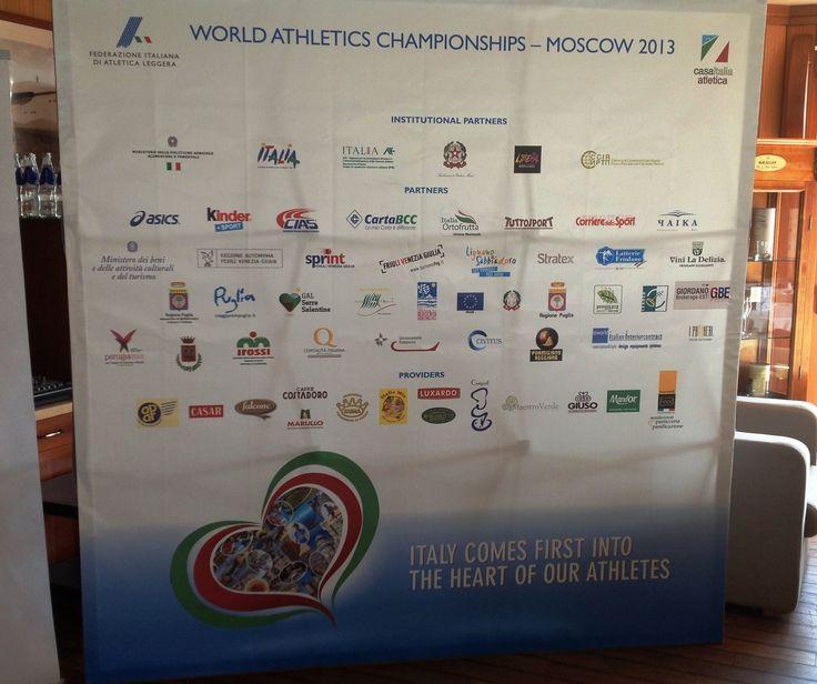 Campionati mondiali di atletica leggera - 10 - 18 Agosto Mosca