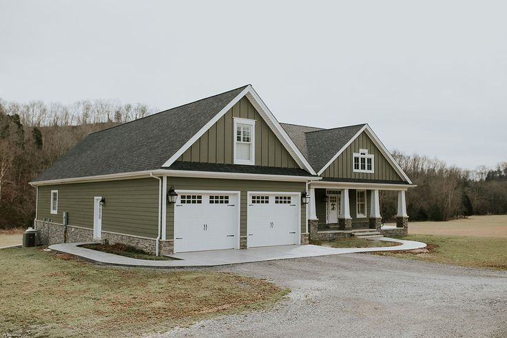 68 best garage addition for the future images on pinterest for House plans with future additions