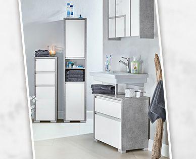 Badezimmerschrank Aldi Nord Aldi Sud Living Style Badezimmer