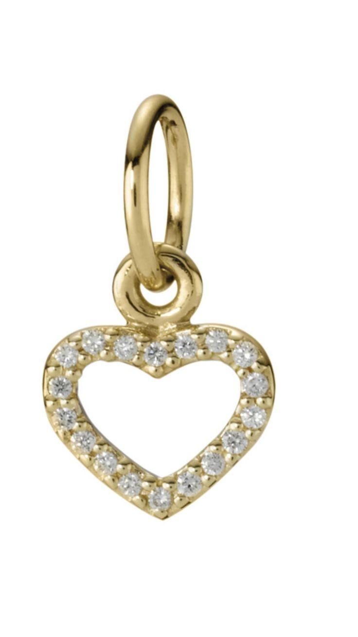 Pandora Bracelet Dillards - Pandora be my valentine 14kgold diamond heart charm 350136d retired