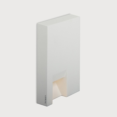 Kreon - Rokko - Wall Lamp - 20W G4 - 12V - IP65 - White - kr943011    Technical Info    Color: white  Voltage: 12V  Fitting: G4  Lamps description: G4 QT9-ax 20W  Placement: wall  Usage: indoor  IP: 65