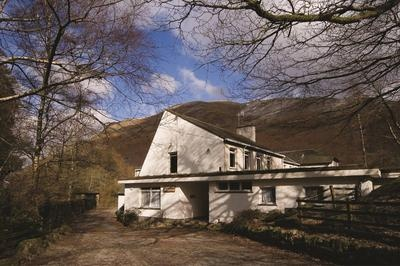Pitch up your tent at this lovely spot at Patterdale near Ullswater in the Lake District