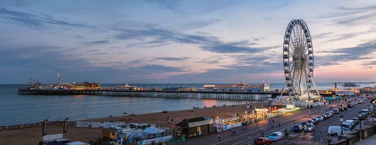 """תיירות ונופש בחו""""ל מלונות ואטרקציות: אטרקציות תיירות בברייטון אנגליה"""