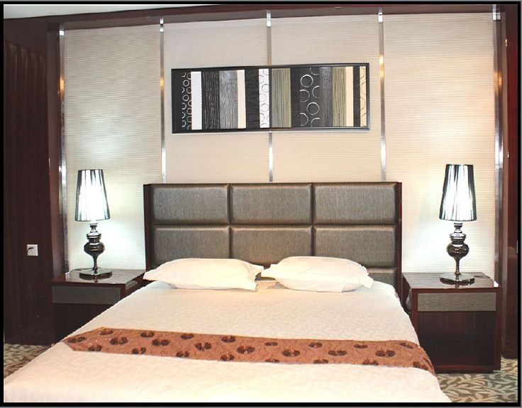 Luxury Hotel Bedroom Furniture For 5 Star Interior Design