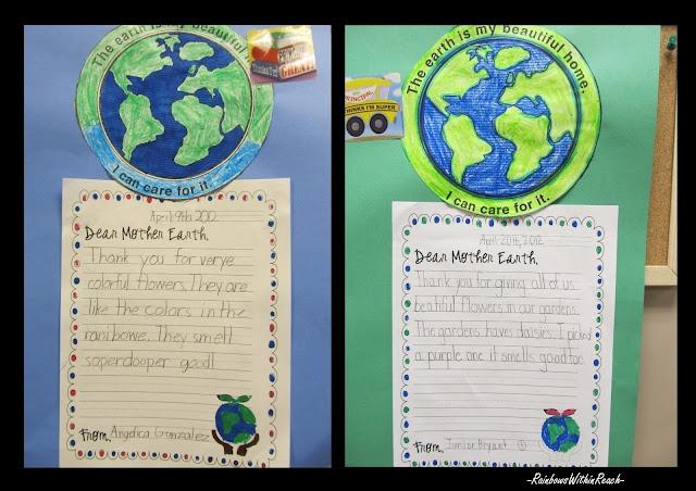 'Dear Mother Earth'..... letters in elementary schoolBeautiful Homes, Schools Ideas, Mothers Earth, Earth Day, Dear Mothers, Letters Writing, Classroom Ideas, Classroom Schools, 2Nd Grade