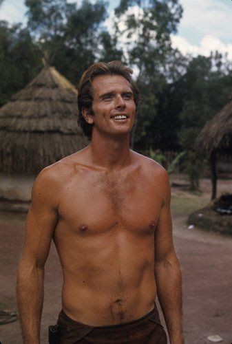 Ron Ely as Tarzan. Another of my favorite shows & actors.