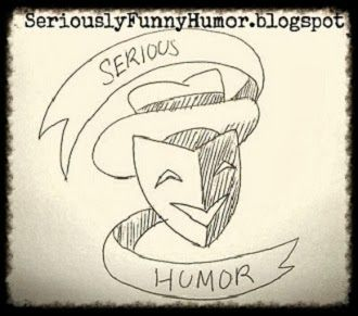 Seriouslyfunnyhumor.blogspot.com Logo and Profile Picture