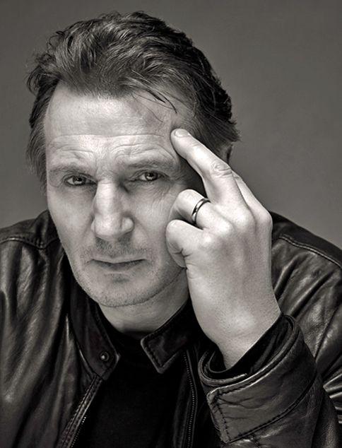 Liam Neeson by Claudio Carpi!