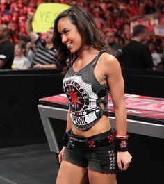 The Many Loves of AJ Lee: photos