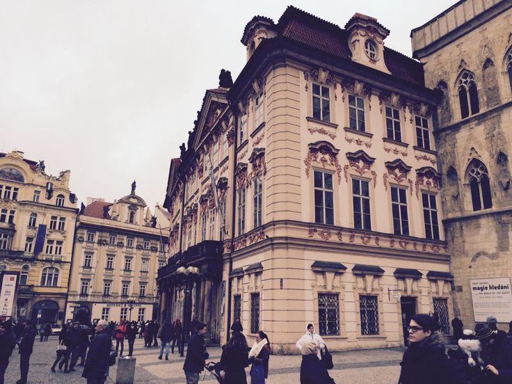Prague, baroque