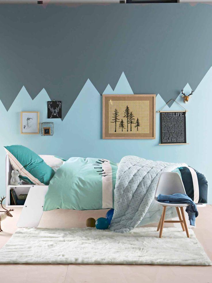 ARCTIC QUEST Duvet Cover, Child's Bedroom   Vertbaudet