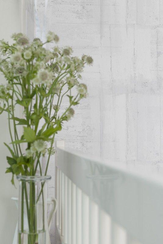 Papel pintado Borastapeter Marstrand 2966 madera desgastada tonos grises y blanco roto