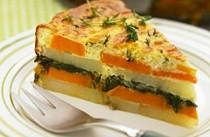 Layered Vegetable Bake