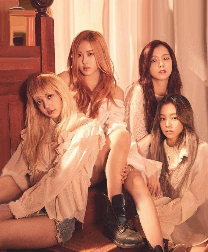 In love with Black Pink's music!!