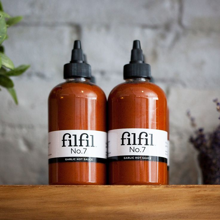 This garlic hot sauce, made with natural ingredients, is a modern version of an ancient recipe originating from North Africa, where it is a staple in cooking and dressing of foods.