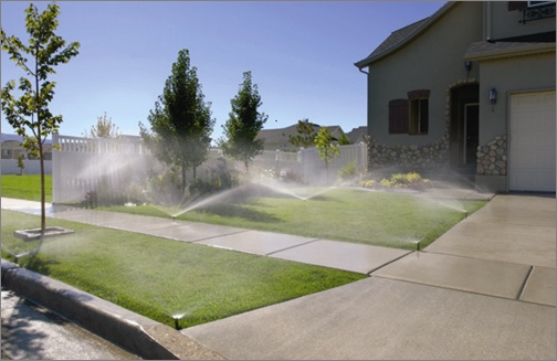 Orbit #Sprinkler System