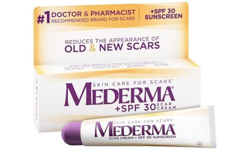 Best Scar Removal Cream with SPF: Mederma Scar Cream Plus SPF 30