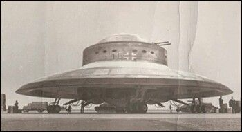 German made uFO...