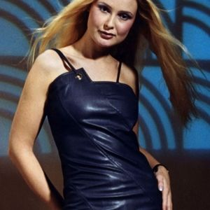 Elena Khlibko, model, Russian actress Елена Хлибко