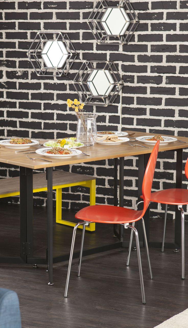 die besten 25 klappbarer tisch ideen auf pinterest camping wc tafel k hlschrank und. Black Bedroom Furniture Sets. Home Design Ideas