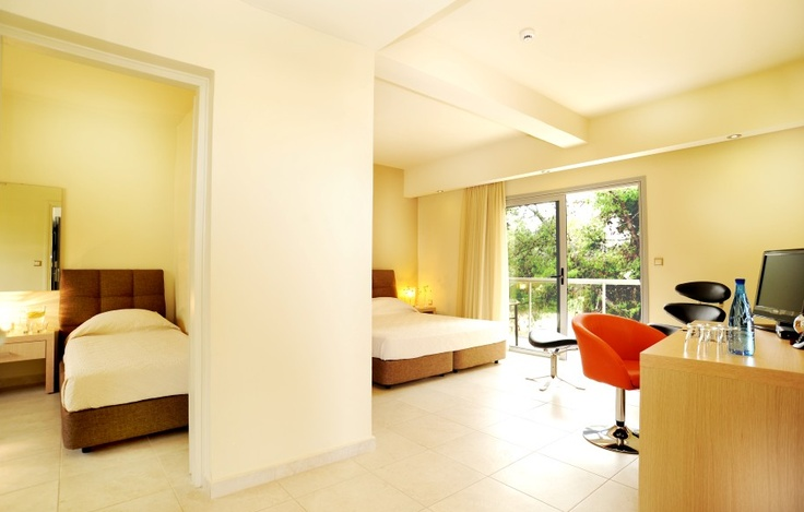 Standard Family Forest View Room @ Sikyon Coast Hotel & Resort