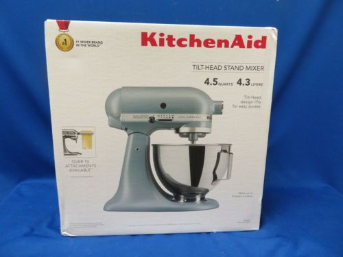 Countertop Mixers 133701 Kitchenaid Ksm96mf Ultra Power