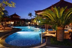 Kuta Beach Club Hotel in Bali, Indonesia