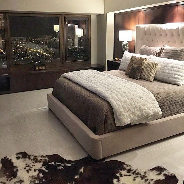 @kim.interiortrends Showcased A Sophisticated Bedroom, Complete With Our  Classic + Tufted Marisol