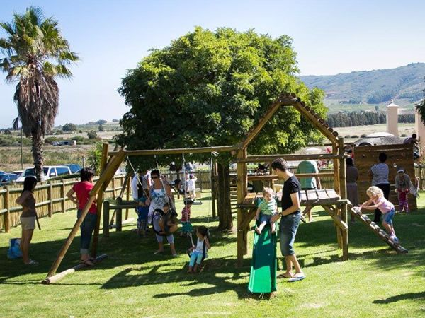 80 child-friendly restaurants with outdoor play areas http://www.eatout.co.za/article/80-child-friendly-restaurant-outdoor-play-areas/