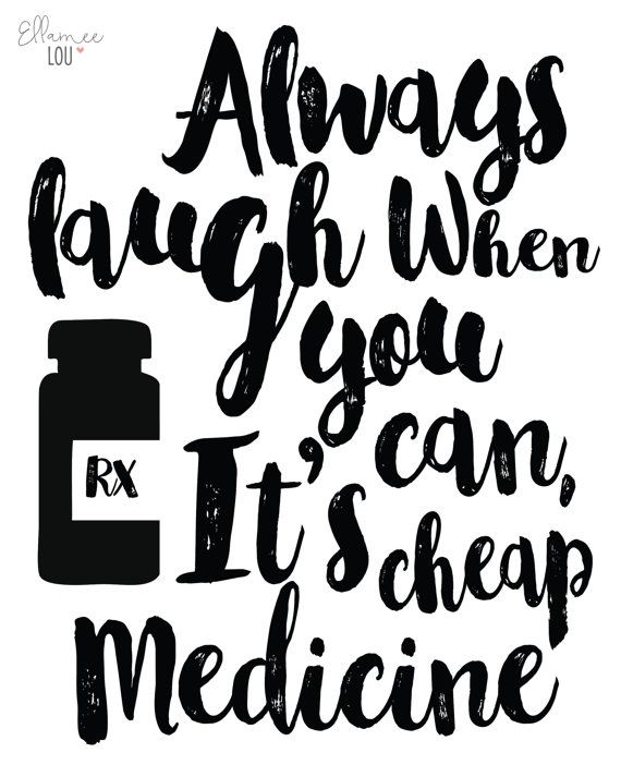 Printable Art Medical Quote Cheap Medicine Wall Art by