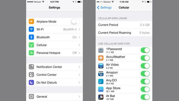 iOS 7 Tips and TricksIos 7, Battery Life, Increa Ios, Increa Battery, Increase Battery, Tech Stuff, Techie Stuff, Tips And Tricks