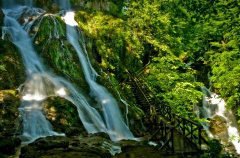 Horvátország Jankovac bakancsos túra