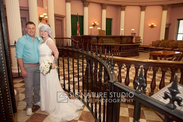 I love this idea! This city hall is perfect for our elopement in ...