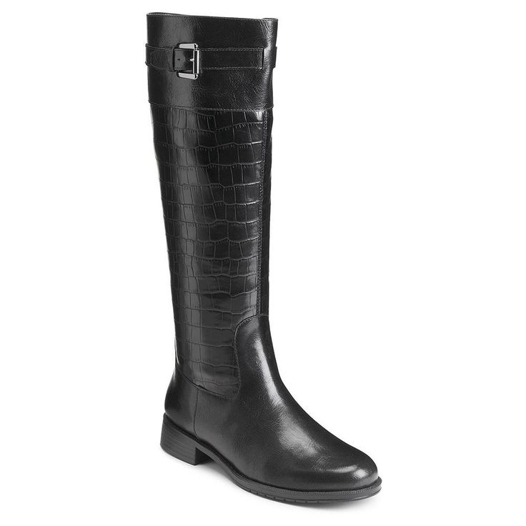 A2 by Aerosoles High Ride Women's Riding Boots, Size: medium (5), Oxford