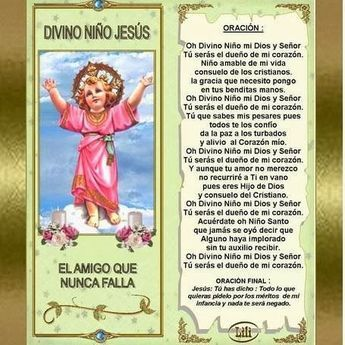 novena prayer to santo nino de atocha - Google Search
