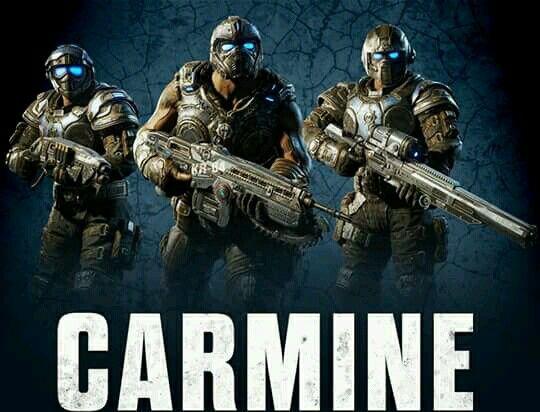 Family carmine gears of war 3 gears of war y videojuegos - Gears of war carmine wallpaper ...
