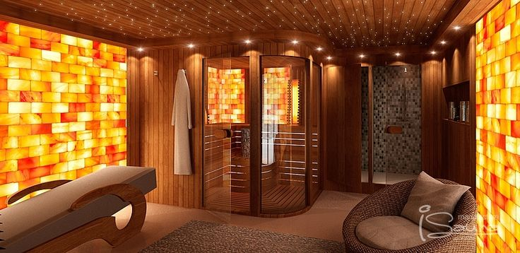 sauna design - Google Search