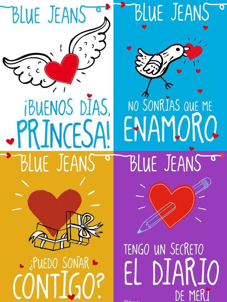 Serie El club de los incomprendidos by Blue Jeans