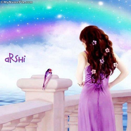 The name [arshi] is generated on Fantasy Girl Colorful With Name image. Download and share Girls Profile Pictures images and impress your friends.