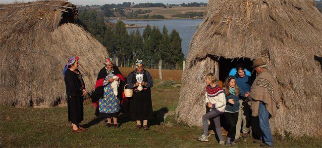 Aprende de la cultura mapuche en Villarica - Chile es TUYO. recórrelo, disfrútalo, cuídalo