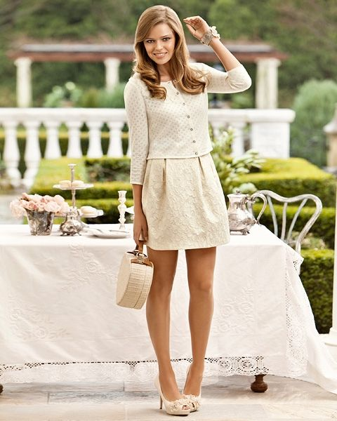 Best 25+ High tea outfit ideas on Pinterest | Boot outfits Millie mackintosh clothing and Black ...