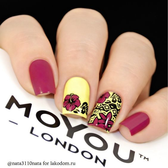1775 best amazing nail art images on pinterest gel nails nail amazing nail art prinsesfo Gallery