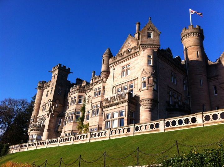 Skibo Castle en Dornoch, Highland
