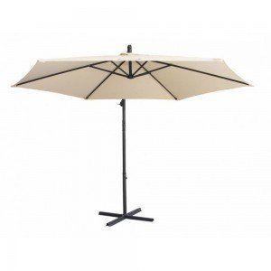 3m Beige Milano Outdoor Umbrella