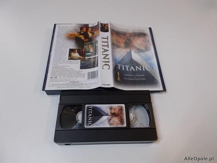 TYTANIC - VHS Kaseta Video - Opole 1688 (Opole)